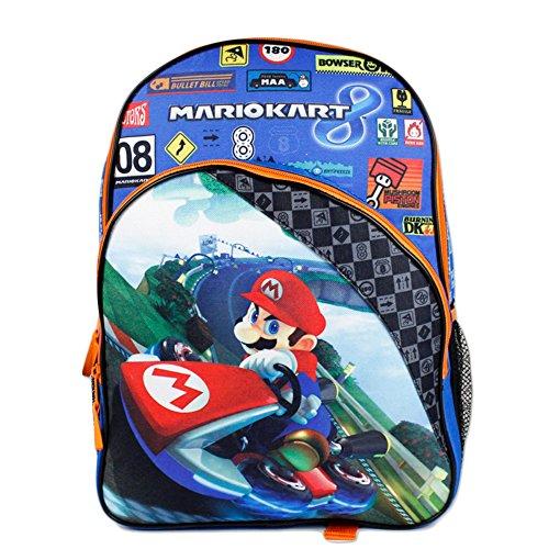 Nintendo Mario Kart School Backpack