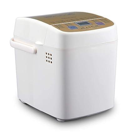 Máquina para hacer pan Programable Automático Trigo integral Desayuno Tostada hacer pasta1.5LB 3 Tamaños