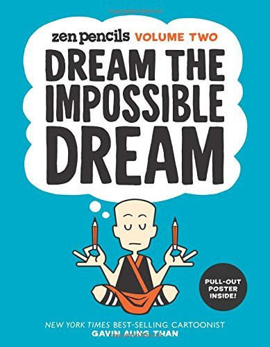 Zen Pencils Two Dream Impossible product image
