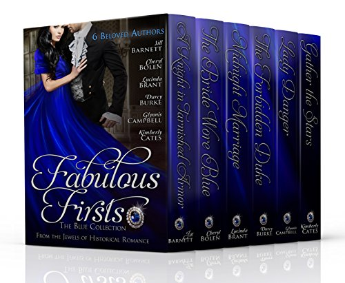 Barnett Sight - Fabulous Firsts: The Blue Collection: A Boxed Set of Six Series-Starter Novels from The Jewels of Historical Romance