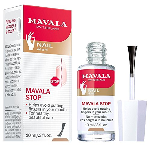 : Mavala Switzerland Mavala Stop Nail Biting, 0.3 oz