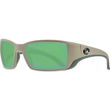 786eb5a074f Costa Del Mar Blackfin Sunglasses Sand   Green Mirror 580Glass at ...