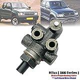 Brake Load Sensing Proportioning Valve Fits For Toyota Hilux LN145 LN166 LN171 RZN168 KZN165 KDN145 KDN165 LEFT HAND DRIVE MODEL