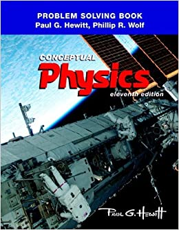 Problem Solving for Conceptual Physics by Paul G. Hewitt (2010-08-07)