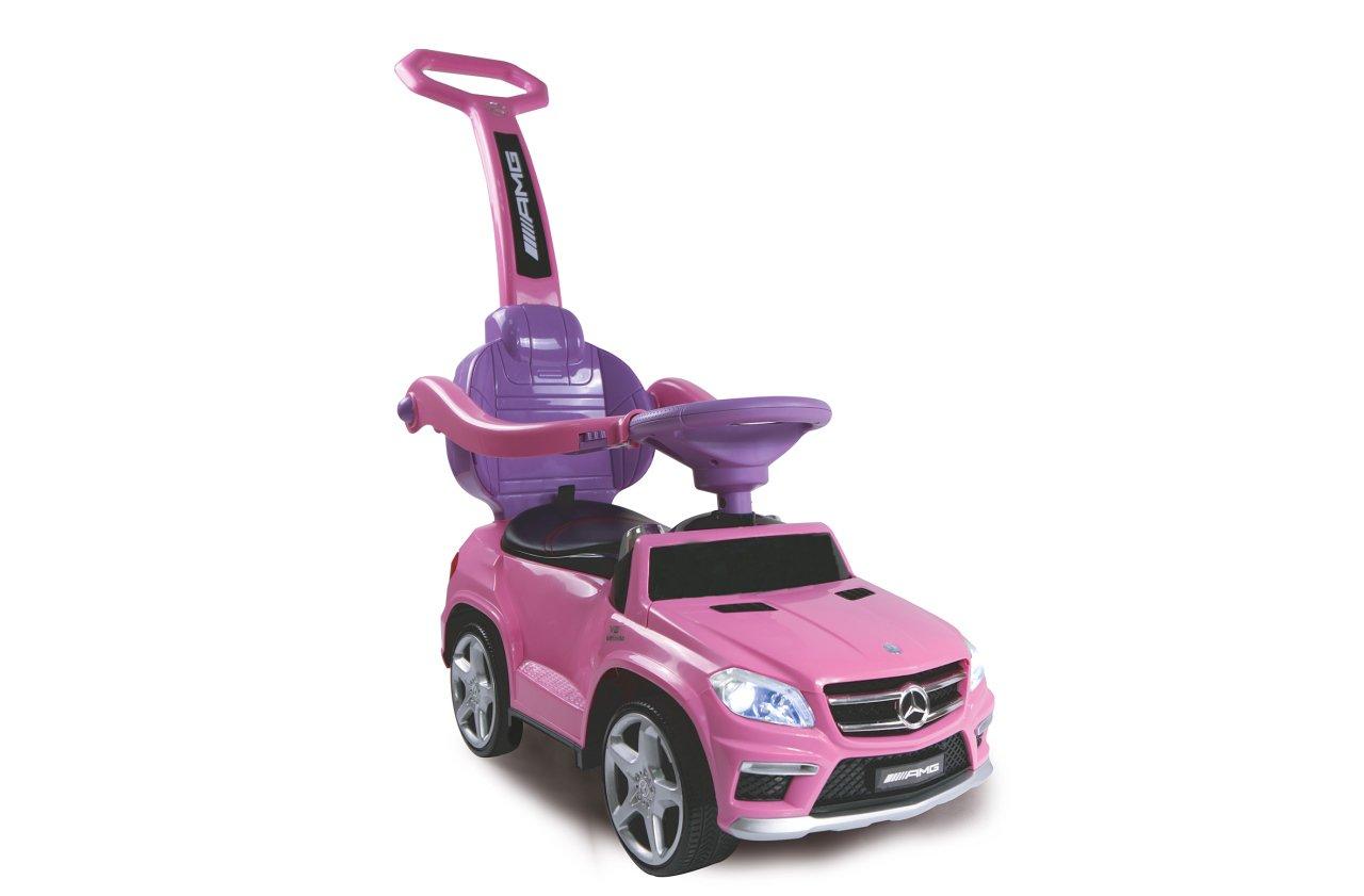 Rutschauto Mercedes - Jamara Rutscher Mercedes Pink