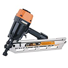 Freeman PFR3490 34 Degree Clipped Head Framing Nailer, Black
