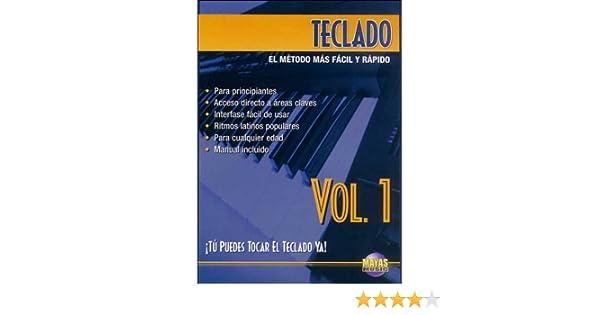 Amazon.com: Teclado: Tu Puedes Tocar El Teclado Ya! (Spanish ...