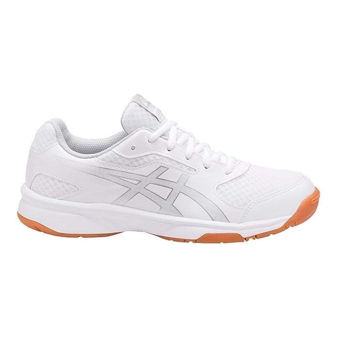ASICS B705Y Men's Upcourt 2 Running Shoes, WhiteSilver 12