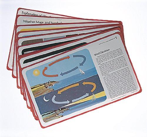 Hubbard Scientific Weather Study Prints, 9