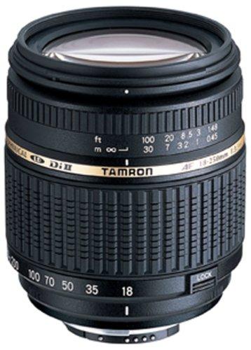 Tamron AF 18-250mm F/3.5-6.3 Di-II LD Aspherical (IF) Mac...