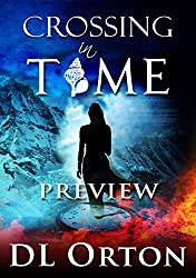 Crossing In Time: PREVIEW (Between Two Evils Book 1)