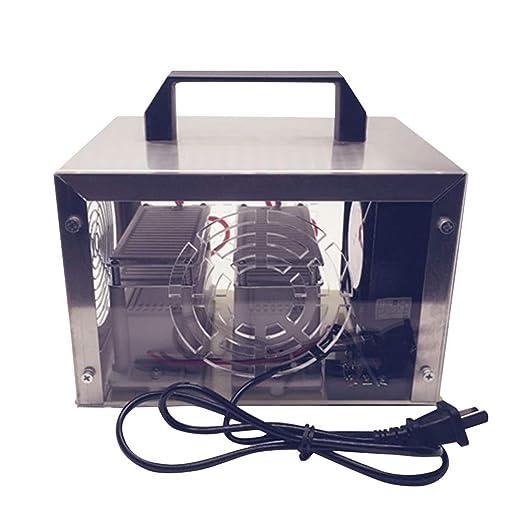 DONSU Commercial Ozone Generator 3g//h Air-Cooled Ozone Generator Air Purifier Ozonizer O3 Disinfect Sterilizer 60m/² 110V 65W