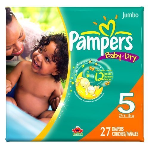 pampers extra dry 5 - 4