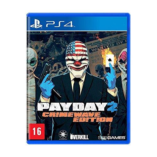 Payday Crimewave - PlayStation 4