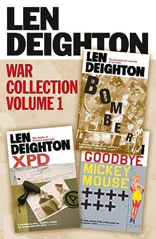 book cover of Len Deighton 3-Book War Collection Volume 1
