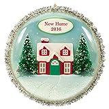 Hallmark Keepsake Ornament-New Home Christmas Dated 2016