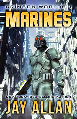 Marines: Crimson Worlds 1 (English Edition)