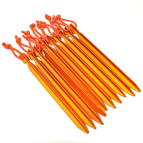 Kungix Tent Stakes Pegs 7