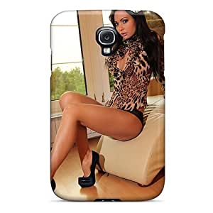 Tpu Fashionable Design Adrienne Rugged Case Cover For Galaxy S4 New