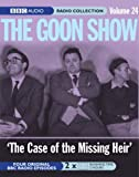 """""""Goon Show 24"""", the Case of the Missing Heir (BBC Audio)"""