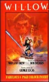 img - for Willow: Novel by wayland drew (1988-08-01) book / textbook / text book