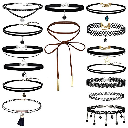 Choker Necklace Doinshop Stretch Classic product image