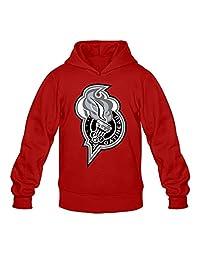 SARAH Men's Gatineau Olympiques Logo Hoodie