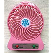 Practical Small Electric Wind.Portable Fan,Battery Powered Fan,USB Mini Desk Fan Small Personal Fan for Cooling Camping Fishing BBQ Travel Car Office Baby Stroller