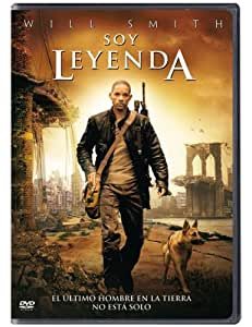 Soy Leyenda [DVD]: Amazon.es: Will Smith, Alice Braga