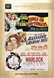 Rings On Her Fingers 1942; The Story Of Alexander Graham Bell 1939; Warlock 1959