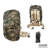 Backpack Rain Cover,FOME Nylon Backpack Rain Cover for...