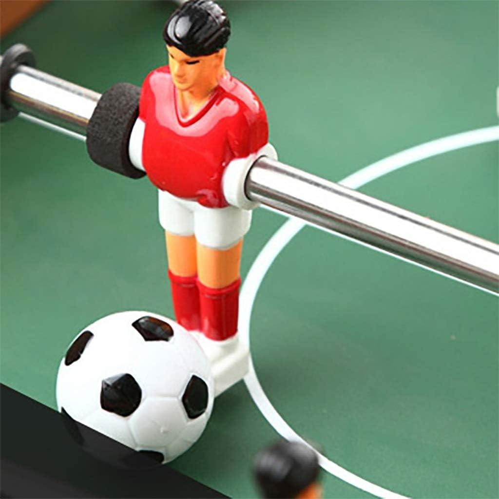 Mini mesas de Billar Mesa De Futbol Juegos De Mesa Mesa De Futbol Partido De Futbol Juguetes De Los Niños Juegos Infantiles Rompecabezas Apto para 3 Años. Regalo para Niños Mini mesas