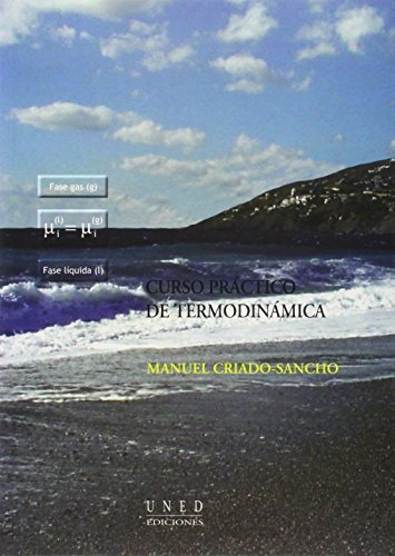 Descargar Libro Curso Práctico De Termodinámica Manuel Criado Sancho