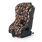 Clek Foonf Rigid Latch Convertible Baby and Toddler Car Seat, Rear and Forward Facing with Anti Rebound Bar, tokidoki Unicorno Disco 2018