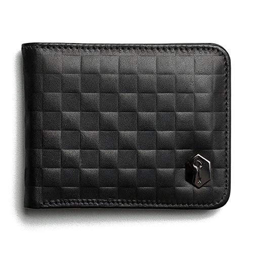 Carteira Wallet Lennon - Chess Black - Key Design