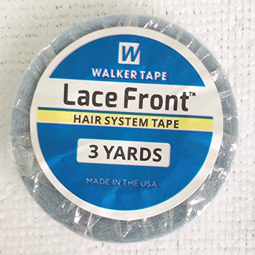 Jolitime Hair 3 Yards (274cm) Double-side Lace Front Support Taps for Toupee and Wig Hair Extension Tape Holds Up