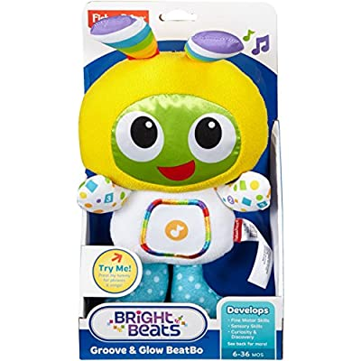 Fisher-Price Groove & Glow BeatBo: Toys & Games