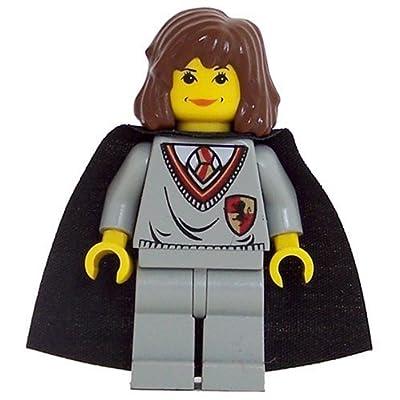 Hermione (Gryffindor Torso, YF) - LEGO Harry Potter Figure: Toys & Games