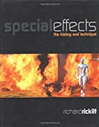 Special Effects: The History and Technique…