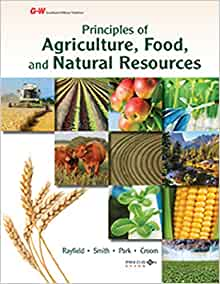 Principles Of Agriculture Food And Natural Resources Book
