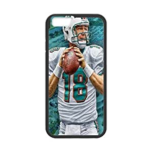 NFL Miami Dolphins For iPhone 6 Plus 5.5 Inch Phone Cases GCD12979