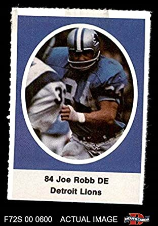 Image result for joe robb detroit lions