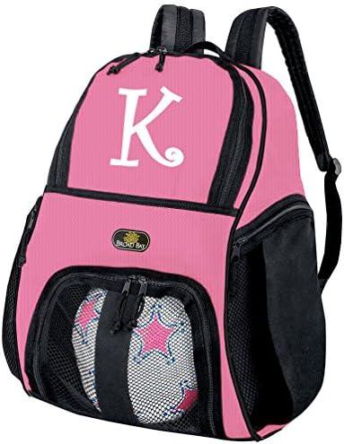 女の子向けサッカー用バックパック キャリーバッグ 「カスタマイズ可」