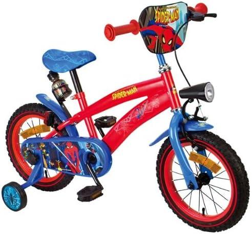Euro T Cycles 105258 - Bicicleta con ruedines, 35 cm, diseño ...
