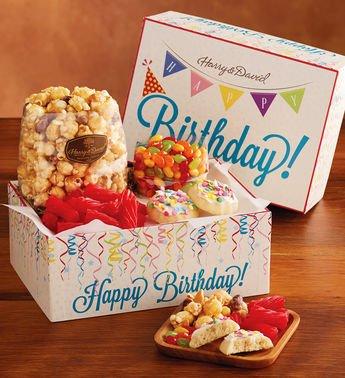 Harry and David Birthday Sweets Gift Box
