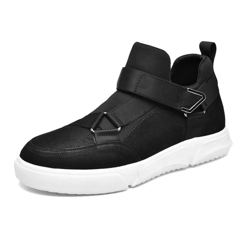 blanc blanc JCZR Chaussures en Cuir pour Hommes, Sports Et Loisirs Chaussures Sauvages en Angleterre  grande remise