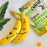 Barnana Organic Chewy Banana Bites, Original, 3.5