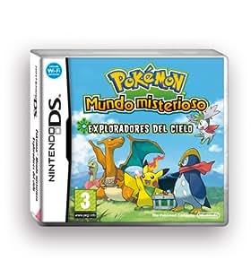 NDS Pokémon Mundo Misterioso: Exploradores del Cielo