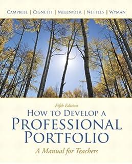 Portfolio Handbook Introduction