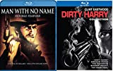 Dirty Harry Collection Clint Eastwood Blu Ray + Man with No Name - The Enforcer / Magnum Force / Dead Pool / Sudden Impact Western Action Pack 7 Movie Set Fistful of Dollars